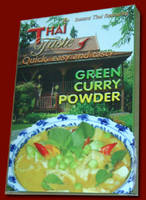 Green Curry Powder