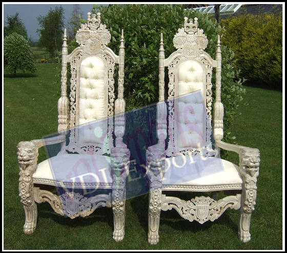 Royal Carved Wedding Chairsid3792263 Product Details View Chairs From