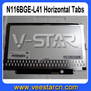 Wholesale brackets: 11.6 LCD Screen N116BGE-L41 Left-Right Bracket WXGA HD LED Backlight