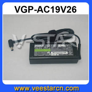 Wholesale Power Supply Units: 90W AC Charger For VAIO VGP-AC19V26 19.5V 4.7A