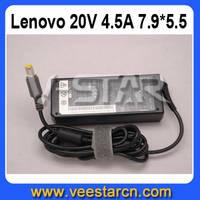 90W Power Supply For IBM/Lenovo 20V 4.5A X60 Z60