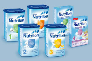 Wholesale baby powder: Nutrilon Baby Milk Powder