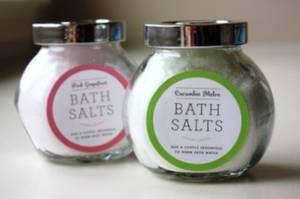Wholesale Bath Supplies: Bath Salts