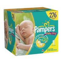 Baby Diapers and Wet Wipes for Sale