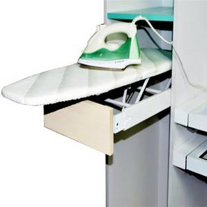 Wholesale drawer runners: Ironfix Built-In Ironing Board
