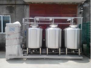 Wholesale cip cleaning system: CIP Cleaning System