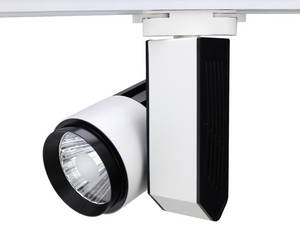Wholesale led lighting: Verluisant LED Track Light 20W 30W Epistar COB LED CRI>80 IP40 5 Years Warranty