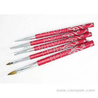 Sell Kolinsky Acrylic Nail Brush, Nail Art Brushes