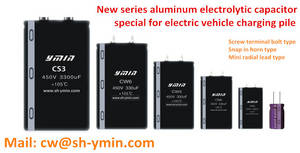 Wholesale electric vehicles: Electric Vehicle Charging Pile Capacitor, Aluminum Electrolytic Capacitor