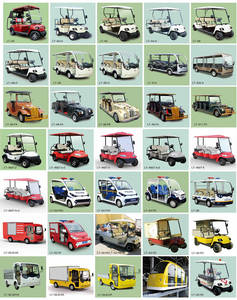 Wholesale Golf Carts: Electric Cars, Golf Carts, Sightseeing Buses