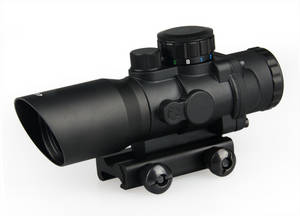 Wholesale rifle scope: OEM 4-12x Tactical Military Hunting Optical First Focal Plane Air Rifle Scope