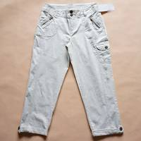 Sell Women 3/4 length pants,Crop Jeans,Crop pants, chino trousers, stock