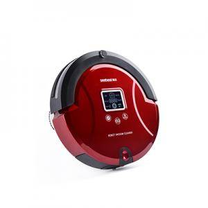 Wholesale automatic carpet cleaner: 2016 New Brand Fashionable Robot Vacuum Cleaner with UV Function