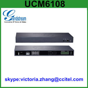 Wholesale analog conference phone: Grandstream UCM6102/UCM6104/UCM6108/UCM6116 IP PBX System VOIP Gateway