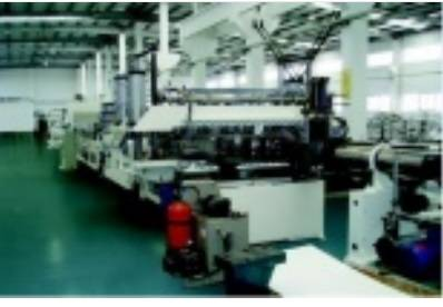 pc stations: Sell PP,PC,PE Hollow Profile Plate Extrusion Line