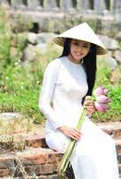 Vietnamese Leaf Hat/ VIETNAM NON LA 3