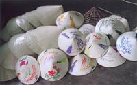 Vietnamese Leaf Hat/ VIETNAM NON LA 5