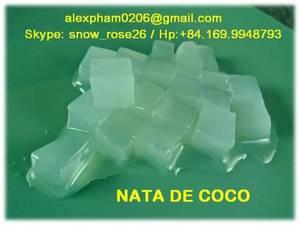 Wholesale jelly: Nata De Coco,Coconut Jelly for Bubble Tea