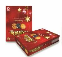 Wholesale jelly: ROMALLY High Quality Cracker & Cookies 650g