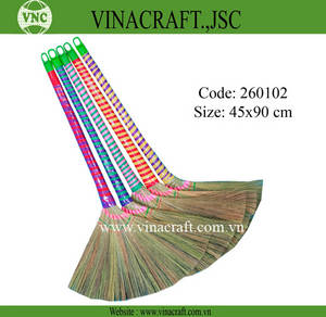 Wholesale seagrass: Nice Grass Broom From Vietnam Supplier