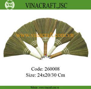Wholesale handicraft: Small Grass Broom From Manufacturer