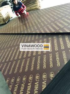 Wholesale price: Best Price Phenolic Vietnam Film Faced Plywood