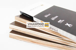 Wholesale film faced plywood: Film Faced Plywood 1220x2440 Mm Softwood WBP Melamine Glue Good
