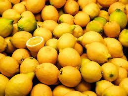 fresh lemon: Sell Fresh Yellow Eureka Lemons from South Africa- Best Quality and Price.