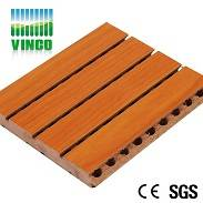 Wholesale hotel telephone: Acoustical Wood Wall with Eco Friendly Wood MDF Boards