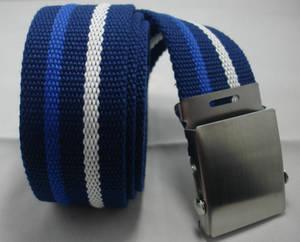 Wholesale Fabric Belts: Webbing School Belt for Kids