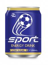 Wholesale energy drink suppliers: Aluminium Can Sport Energy Drink Low Sugar
