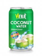 Wholesale coconut: 100% Natural Coconut Water in Aluminium Can