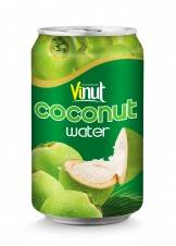 Wholesale coconut: HACCP, FDA, HALAL, ISO 2000 Certification Canned Pure Coconut Water