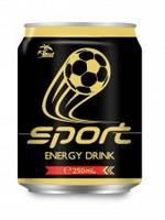Aluminium Can Sport Energy Drink Low Sugar 4