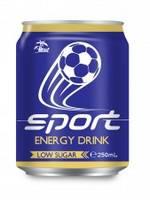 Aluminium Can Sport Energy Drink Low Sugar 5