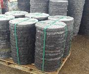 Wholesale stone: Round Lava Step Stone