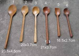 Wholesale food: Food Safety Wooden Spoon