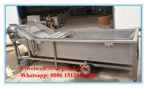 Wholesale fresh cabbage: Commercial Low Price Vegetables Washing Machine
