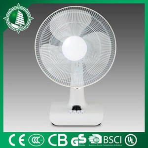 Wholesale cooling fan: Air Cooling Desk Fan with Low Noise Rechargeable FT-40-601