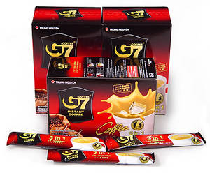 Wholesale sell: SELL G7 Instant Coffee