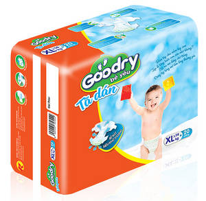 Wholesale h: High Quality Baby Diaper GOODRY Brand From Ky Vy Corporation