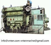 Sell  Used(2nd-hand) Diesel Engine and Generator Set