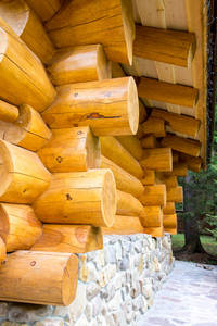 Wholesale lighting: Handcrafted Log Homes