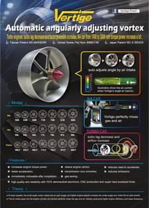 Wholesale transmission: Automatic Angularly Adjusting Vortex