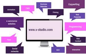 Wholesale Internet Service: Websites Design & Development Saudi Arabia by V-Studio