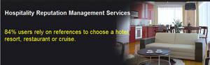 Wholesale Internet Service: Hospitality Reputation Management Services