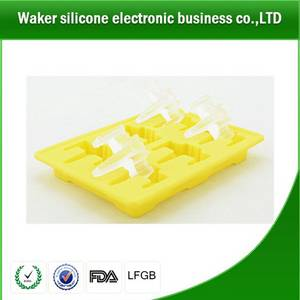Wholesale silicone tray: Silicone Ball Shaped Ice Cube Tray