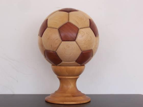 Wood foosball