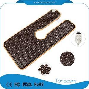 Wholesale neck cushion: Tourmaline Mattress Price Tourmanium Heating Shoulder Mat Neck Support Pad Infrared Mat Ions Cushion