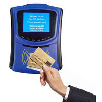 Public Transport Bus Validator for Passengers Onboard Quick Pass To Pay